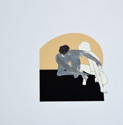 manuela krug - Manuela-Krug_collage-2-figuren-gelb-2