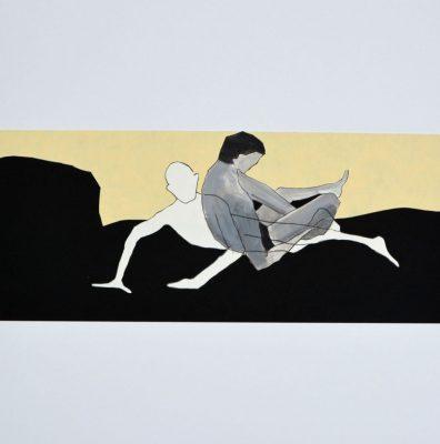 manuela krug - Manuela-Krug_collage-2-figuren-gelb-3