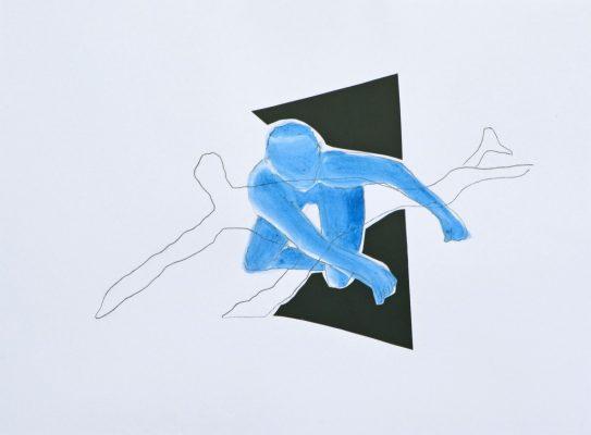 manuela krug - Manuela-krug_collage-2 Figuren blauIII